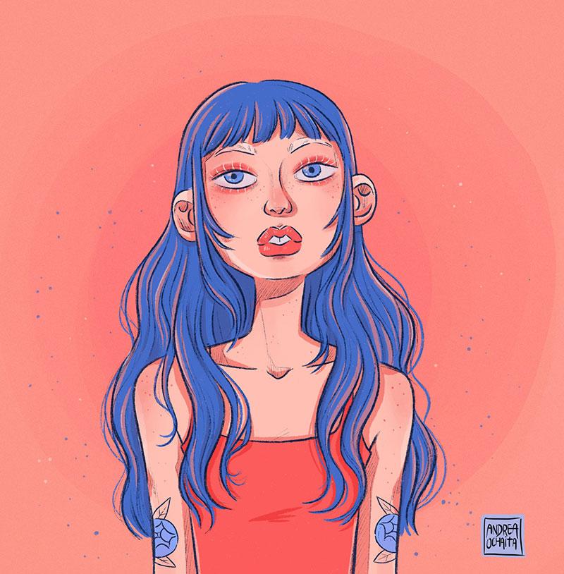 Ilustración 11 de Andrea Ochaita