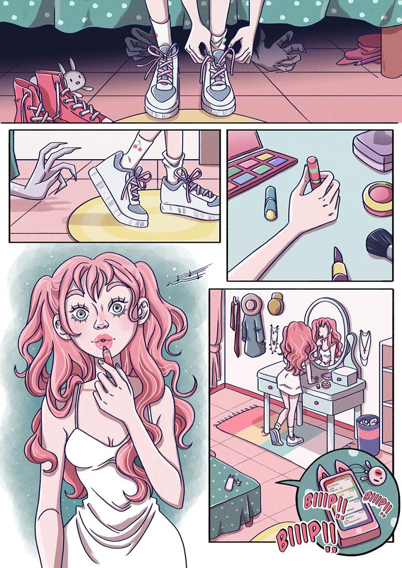 Ilustración 16 de Andrea Ochaita