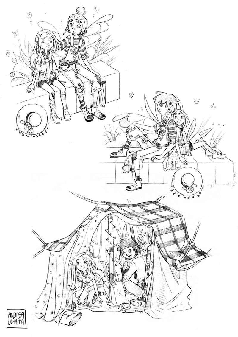 Ilustración 21 de Andrea Ochaita