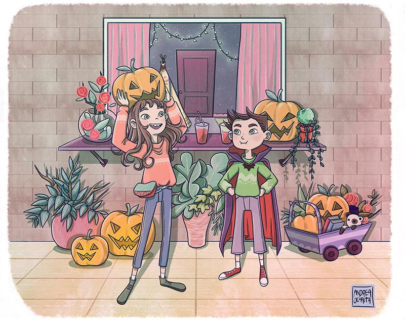 Ilustración 5 de Andrea Ochaita