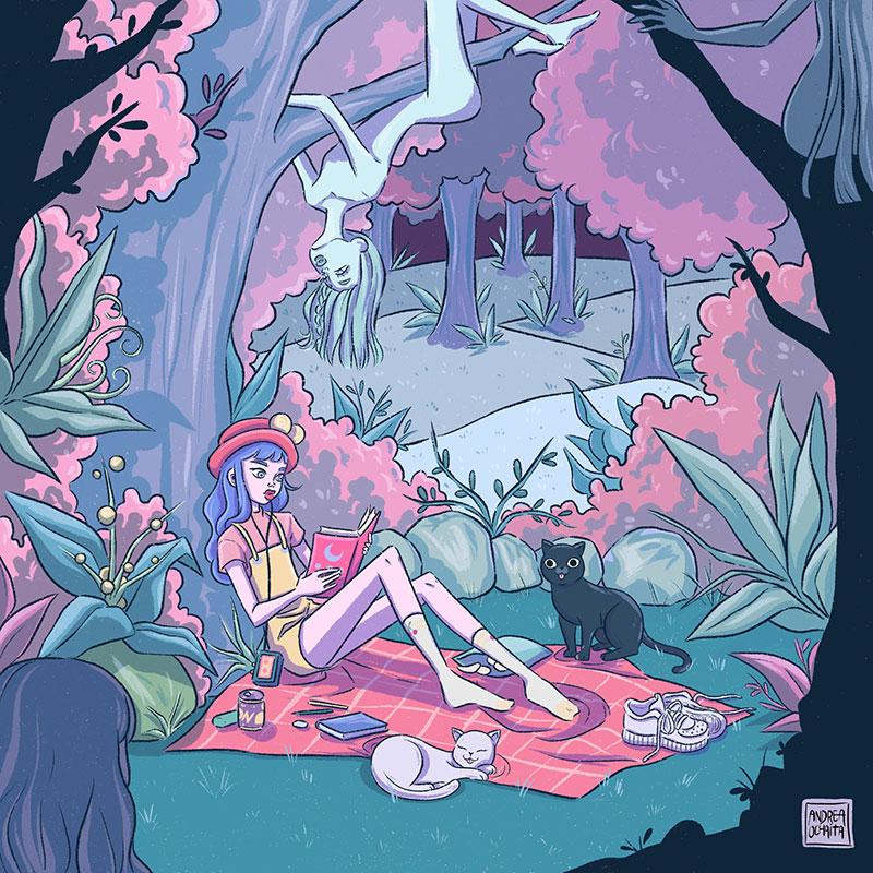 Ilustración 6 de Andrea Ochaita