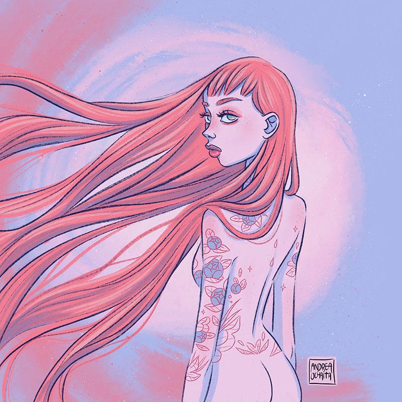 Ilustración 7 de Andrea Ochaita