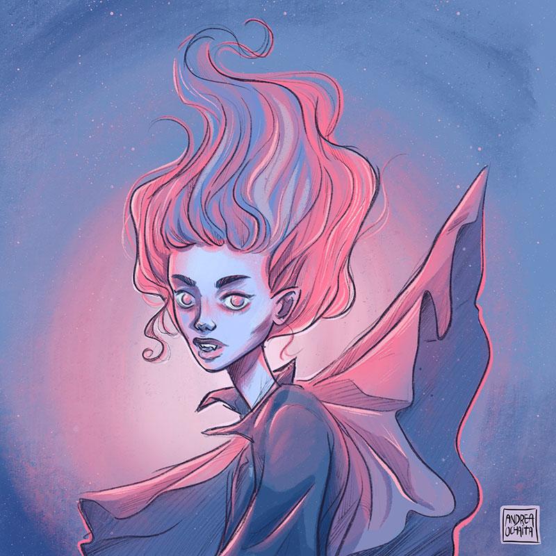 Ilustración 8 de Andrea Ochaita