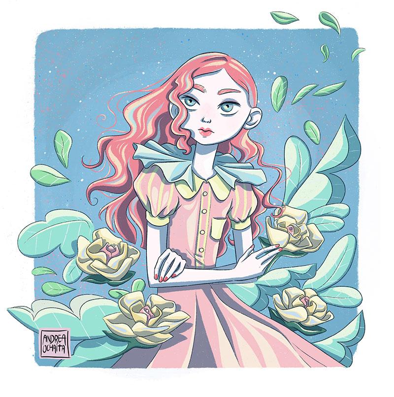 Ilustración 9 de Andrea Ochaita