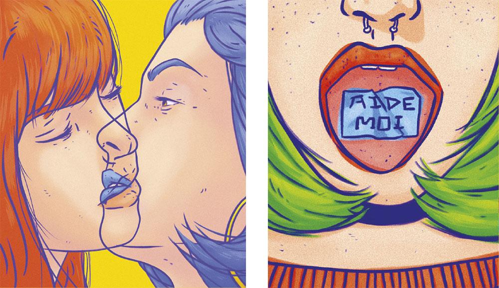Ilustrador Mono Blanco women