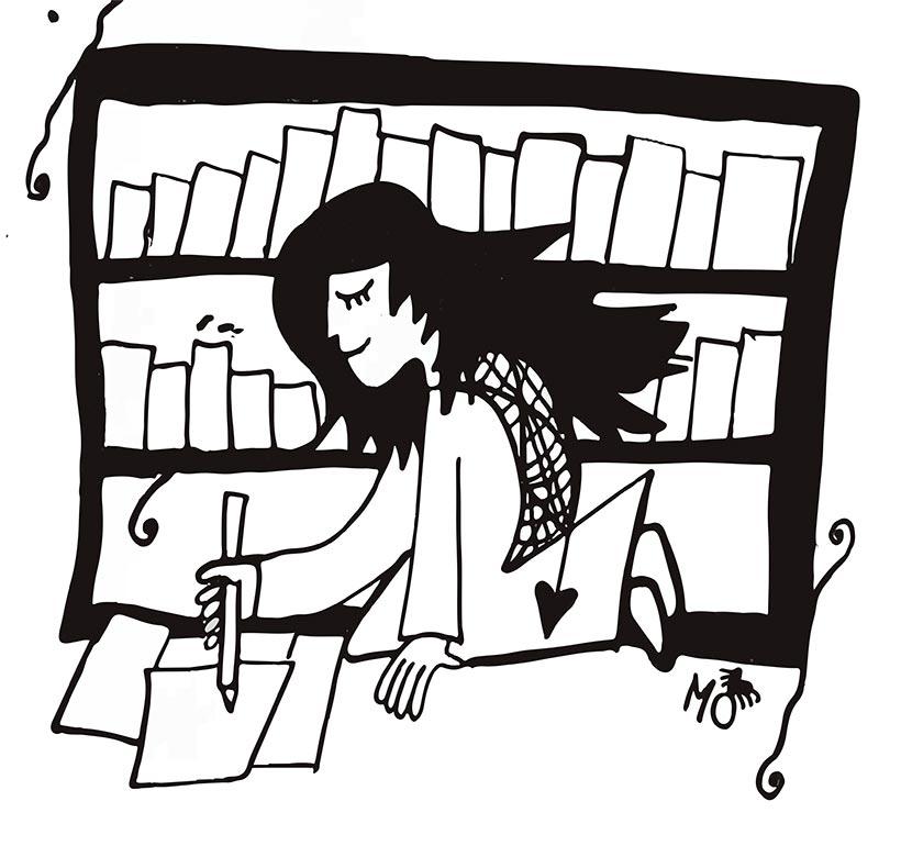 ilustradores mujeres orinicas 12