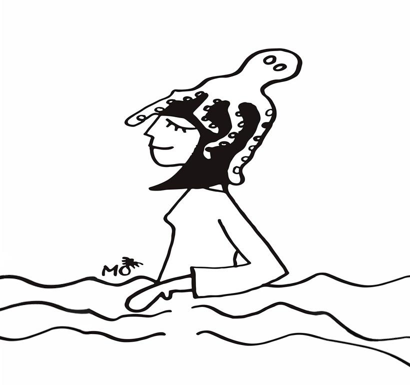 ilustradores mujeres orinicas 18X