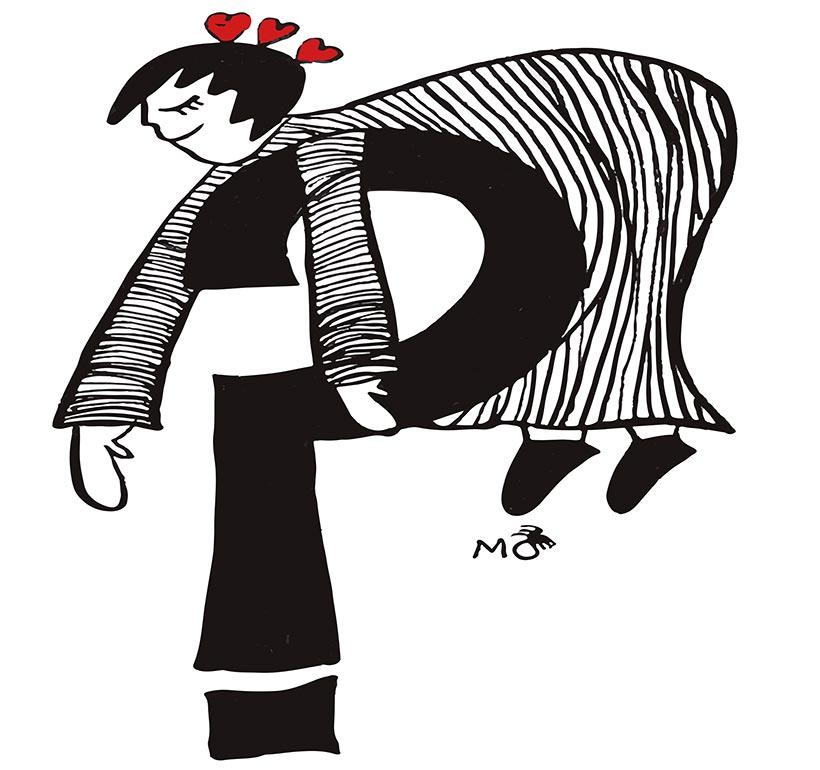 ilustradores mujeres orinicas