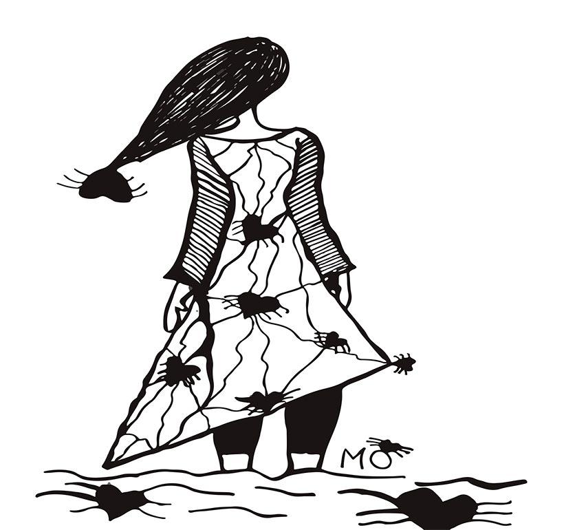 ilustradores mujeres orinicas 4