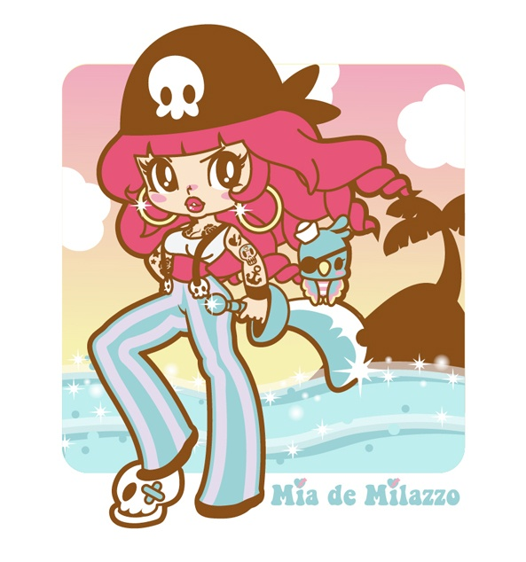 ilustradora Mia De Milazzo ilustración 04