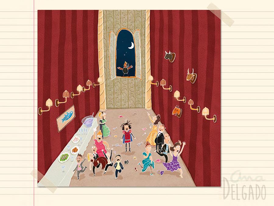 Ilustración Ana Delgado 14