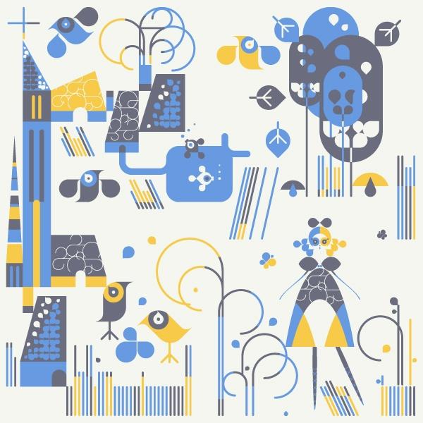 Ilustradora Nausica Ilustración 03
