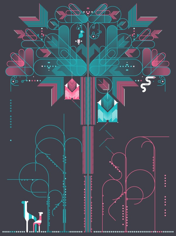Ilustradora Nausica Ilustración 12