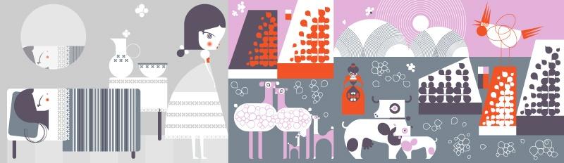 Ilustradora Nausica Ilustración 30
