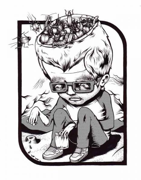 Ilustradora Noemí González Ilustración 03