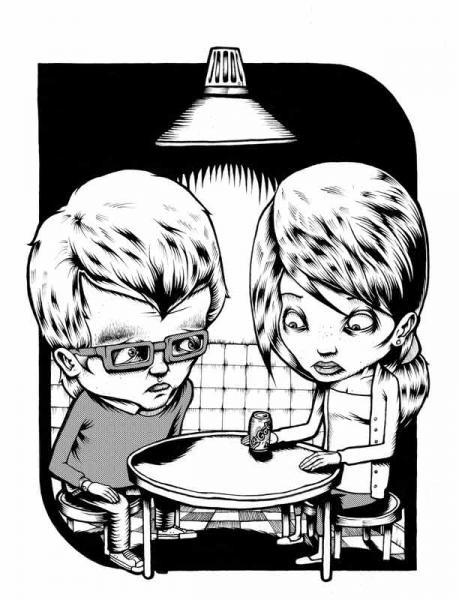 Ilustradora Noemí González Ilustración 07