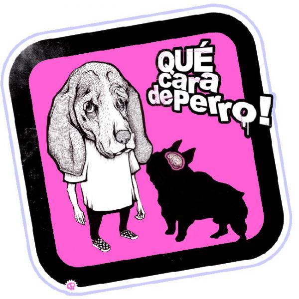Ilustradora Noemí González Ilustración Perro