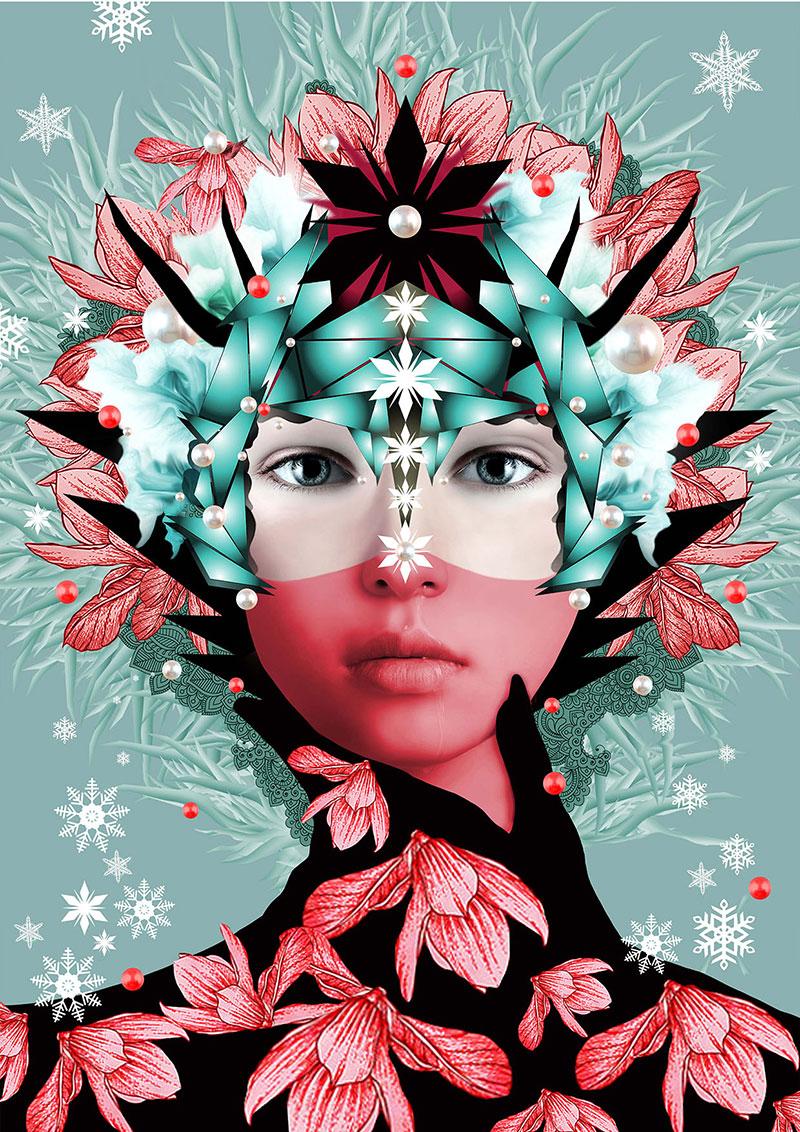 Obra de la ilustradora Valentina Brostean 13