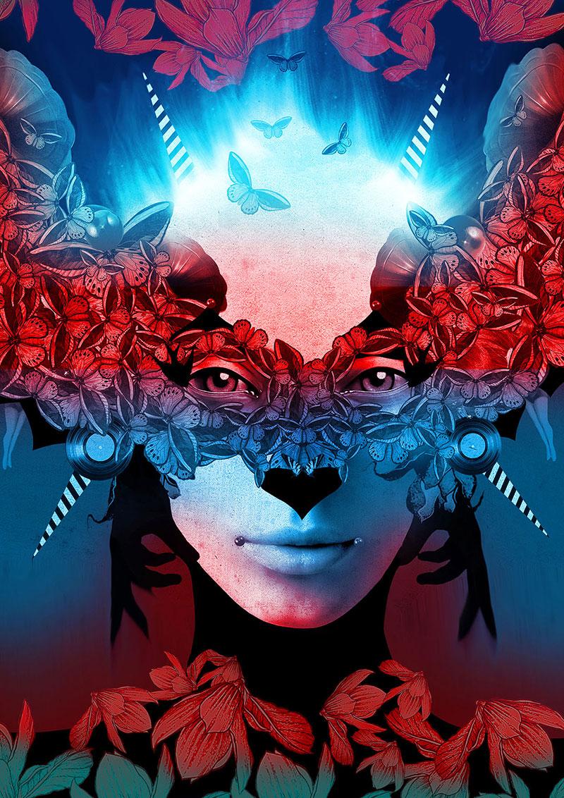 Obra de la ilustradora Valentina Brostean 21