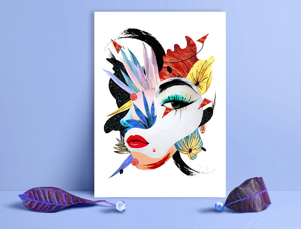 Obra de la ilustradora Valentina Brostean 25
