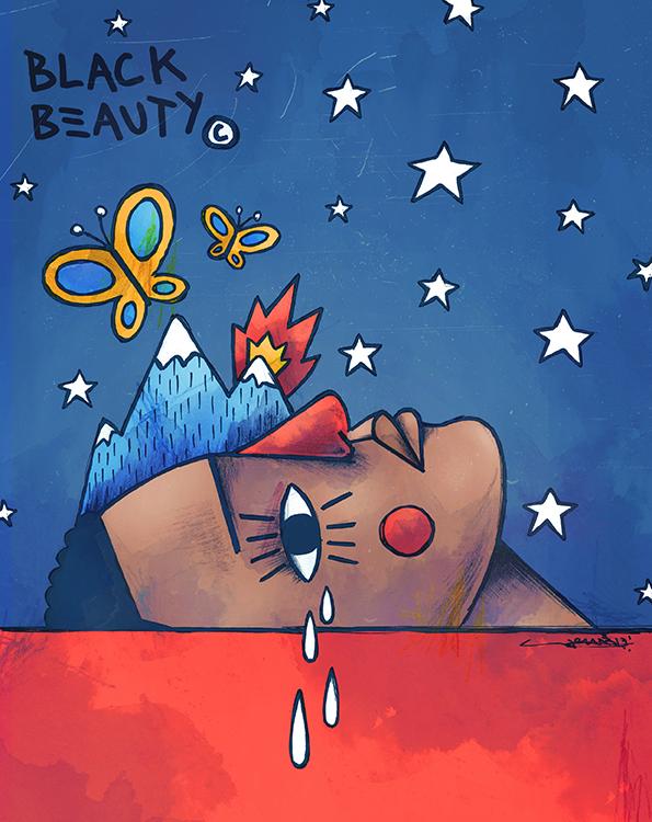 Ilustrador Jericó Delayah, ilustración 3