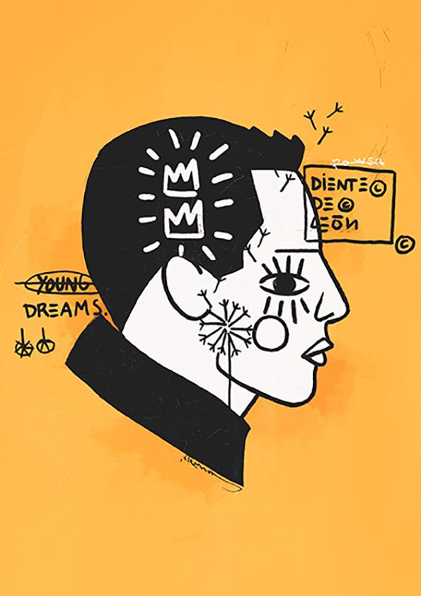 Ilustrador Jericó Delayah, ilustración 5