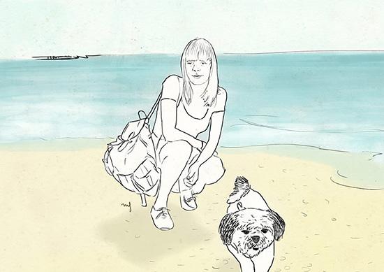 Ilustradora Marta Font Ilustración Carme i Leo