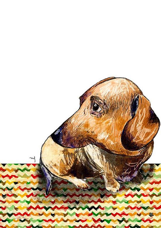 Ilustradora Marta Font Ilustración Conco