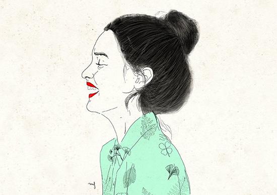 Ilustradora Marta Font Ilustración Live love laugh