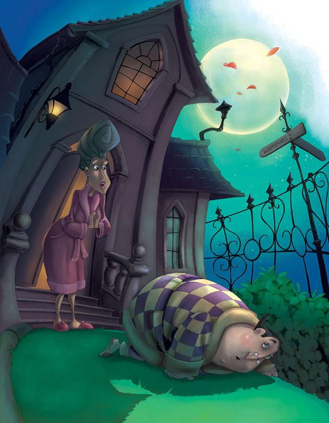Ilustrador Omar Aranda Ilustración Jimba