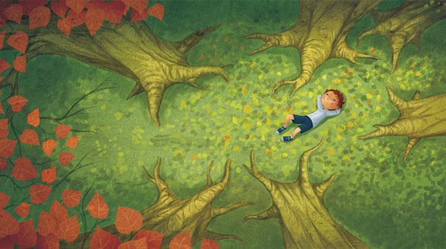 Ilustrador Omar Aranda Ilustración Mamá 2