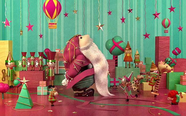 Ilustradora Gaby Thiery, ilustración Tierra de juguetes