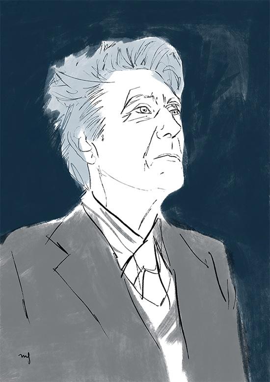 Ilustradora Marta Font, Ilustración Bryan Ferry