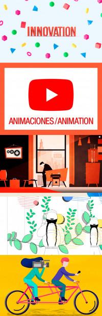 Animaciones destacadas animador Maeva Pensivy