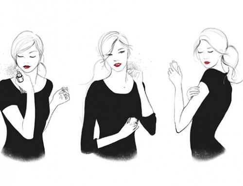 Instrucciones perfume Bulgari