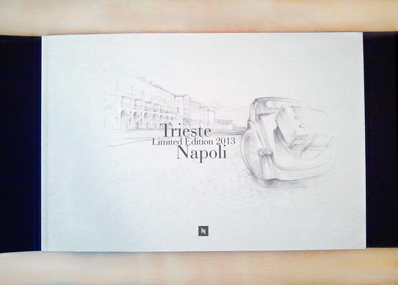Iustración para Dossier de Prensa Nespresso realizado por la ilustradora Cruz Martínez , 5