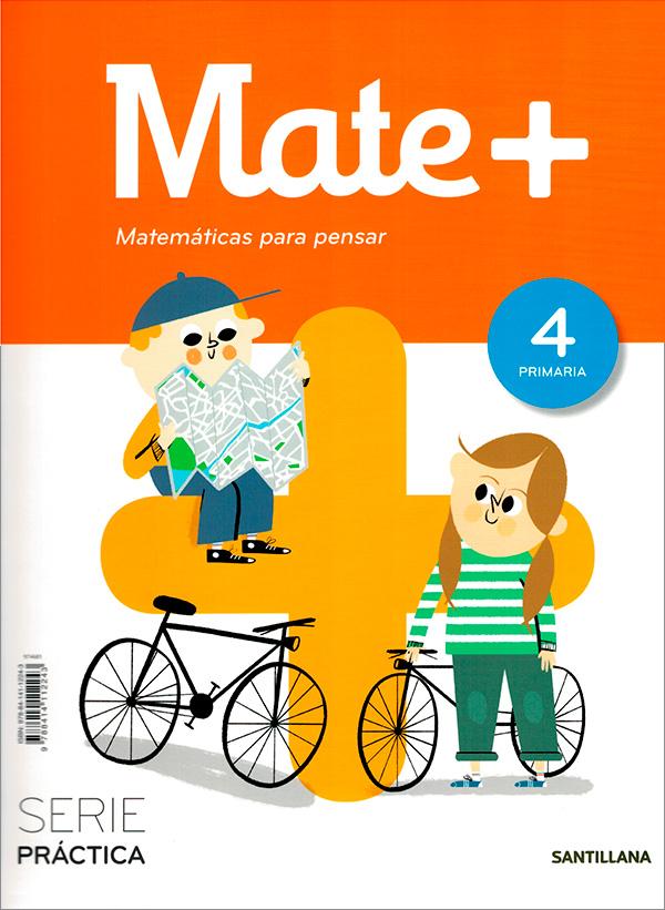 Ilustración Patricia Yuste, libro Matematicas para pensar serie práctica de la Editorial Santillana