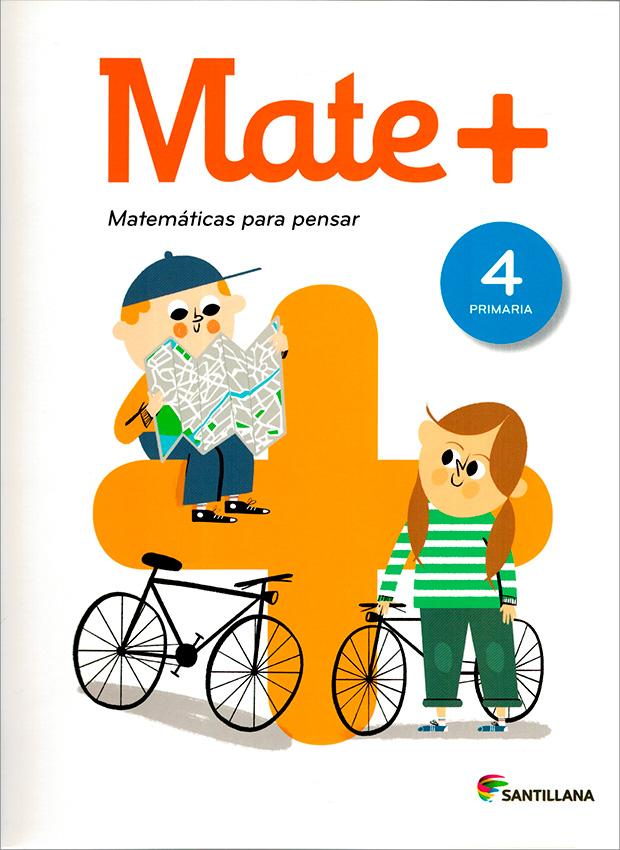 Ilustración Patricia Yuste, libro Matematicas para pensar de la Editorial Santillana