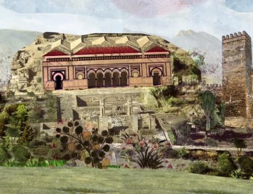 Ilustraciones para exposición Memoria de Andalucía en el Centro Cultural CajaGranada