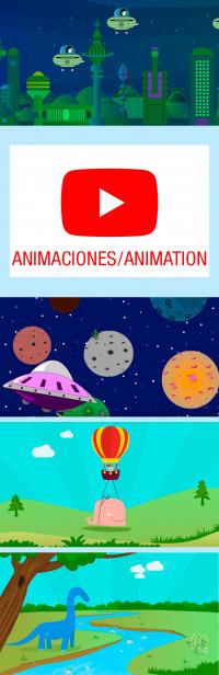 Ilustraciones destacadas animación animation luis garcía
