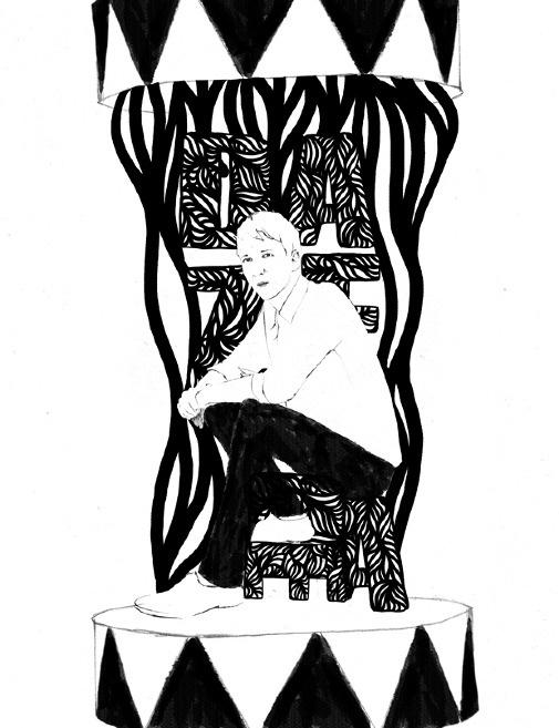 ilustrador Spiros Halaris ilustración 05