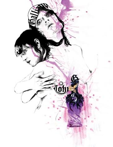ilustrador Spiros Halaris ilustración 06