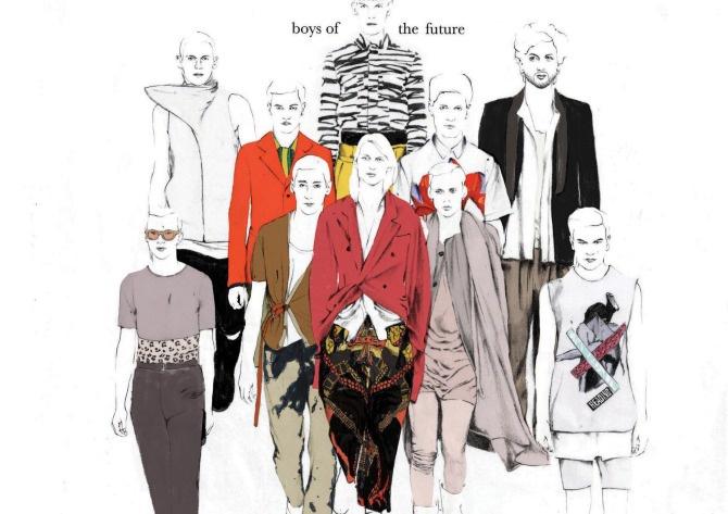 ilustrador Spiros Halaris ilustración 14
