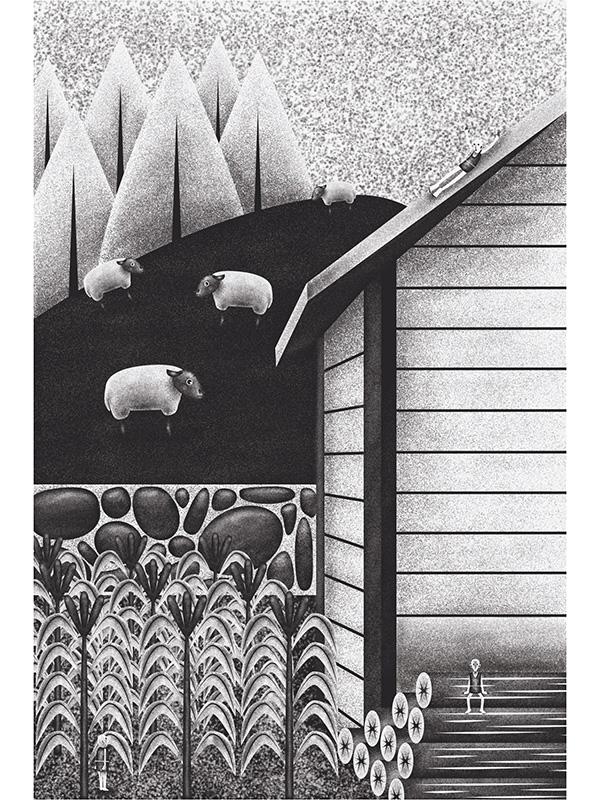 ilustrador Juan Pablo Méndez, ilustración 11