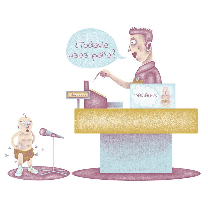 ilustrador Juan Pablo Méndez, ilustración 6