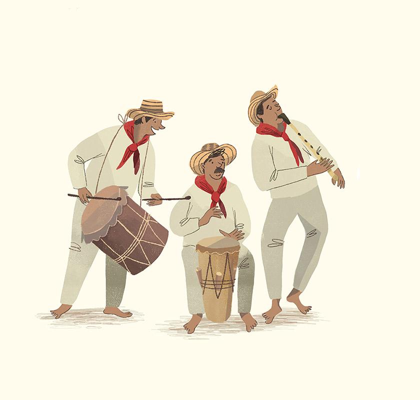 Ilustradora Andrea Castro. Ilustración 12