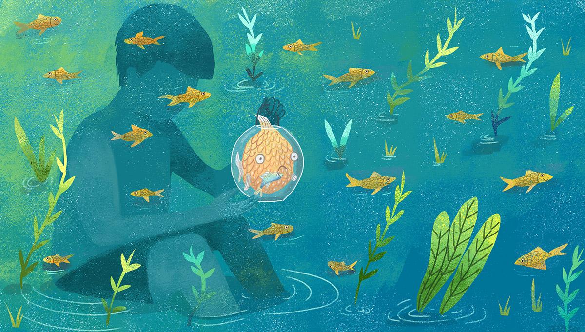 Ilustradora Andrea Castro. Ilustración 19