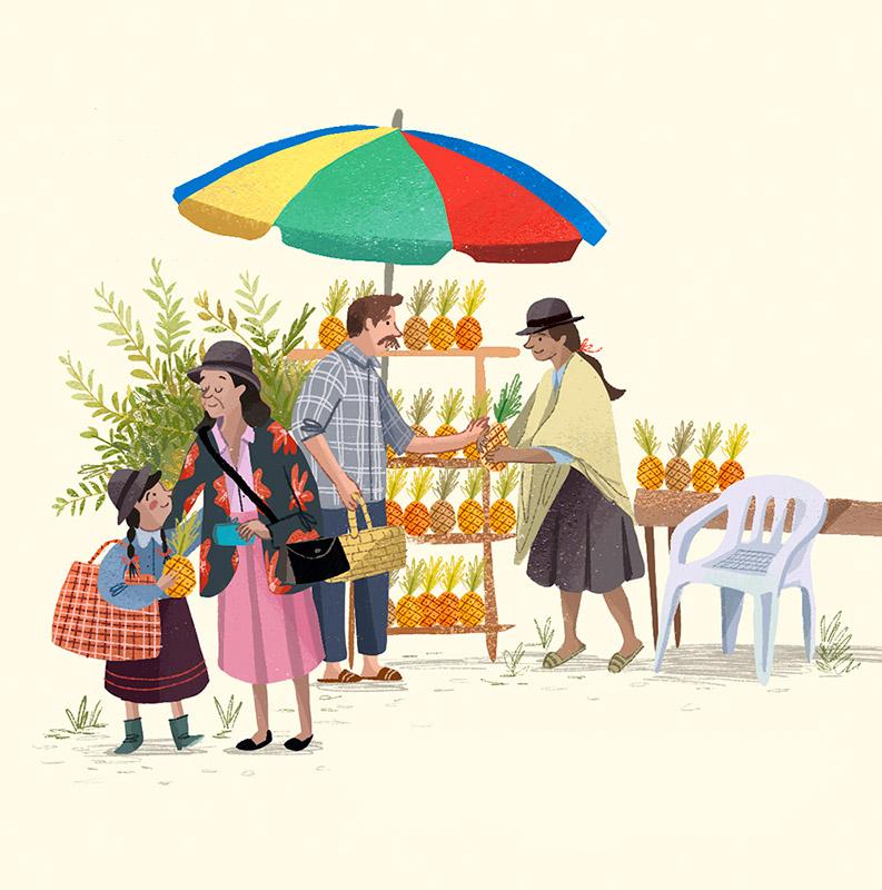 Ilustradora Andrea Castro. Ilustración 20