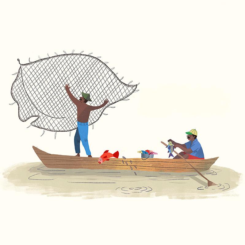 Ilustradora Andrea Castro. Ilustración 21