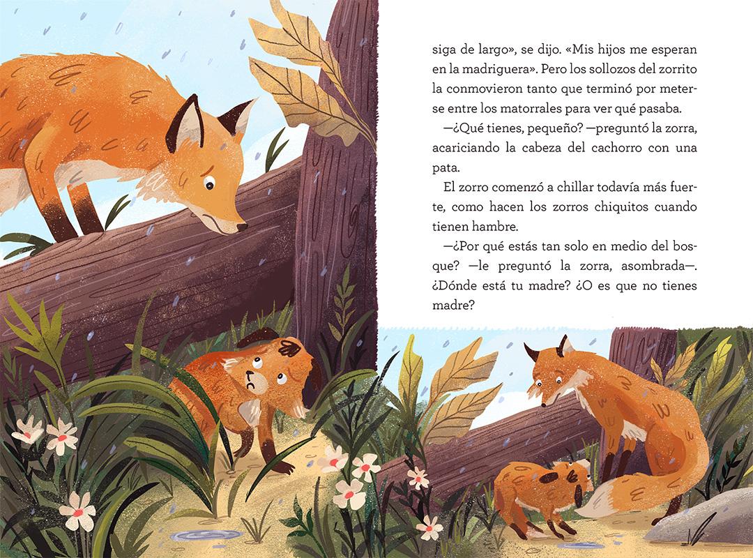 Ilustradora Andrea Castro. Ilustración 3